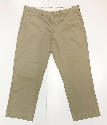 Ralph Lauren  Men's Classic Fit Cotton Chino. Size-42W/30L