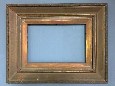 Antique 19th Century French Rococo Baroque Gold Gilt Frame