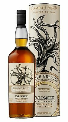 Talisker - Game Of Thrones - House Greyjoy Whisky 70cl