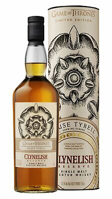 Clynelish - Game Of Thrones - House Tyrell Whisky 70cl