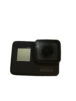 GoPro Hero5 Black Action Camera with lens, handle, protect case