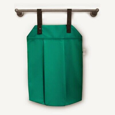 Funky Fluff - Hanging Cloth Diaper Pail - The Real Teal