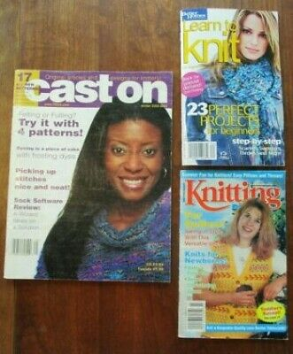 Better Homes Learn to Knit A Beginners Guide to Knitting LOT