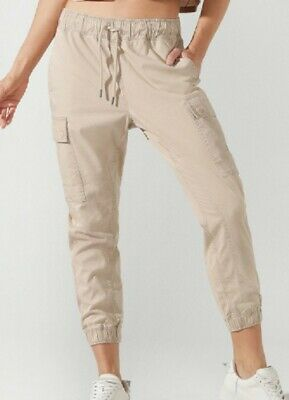 Lorna Jane Motto cropped pants  size xs  new with tags