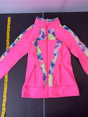 ivivva size 10 Girls Sports Jacket, Please Read The Descriptions⬇️