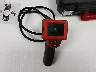 RIGID Micro CA25 Inspection Camera Plumbing Irrigation Search Drain Pipes