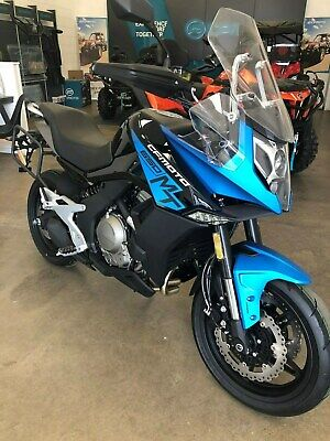 CFMOTO 650MT Motorcycle