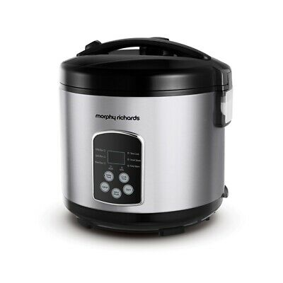 NEW Morphy Richards 5L Rice Cooker Plus