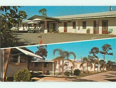 Unused Pre-1980 PINE TERRACE MOTEL & MOBILE HOME PARK Punta Gorda FL u0525