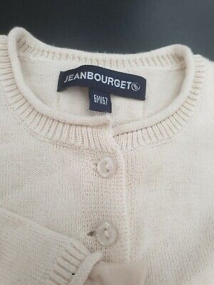 JEANBOURGET Baby Girl Dress 6months