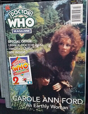 Doctor Who Magazine Issue 221, 18th January 1995