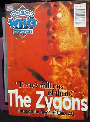 Doctor Who Magazine Issue 235, 14th February 1996