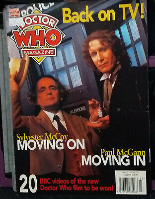 Doctor Who Magazine Issue 239, 5th June 1996