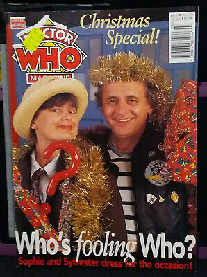 Doctor Who Magazine Issue 247, 15th January 1996