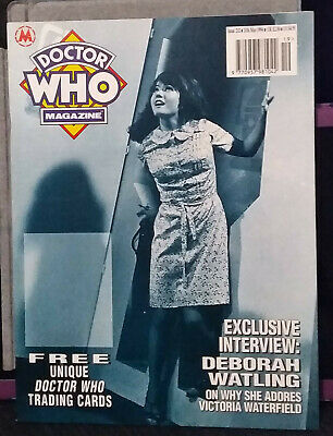 Doctor Who Magazine Issue 212, 10th May 1995