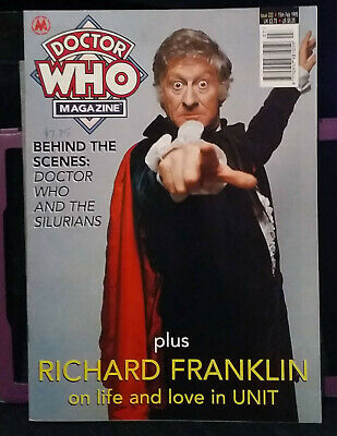 Doctor Who Magazine Issue 222, 15th February 1995