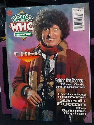 Doctor Who Magazine Issue 218, 26th October 1994