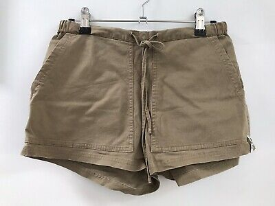 Rhythm Ladies Khaki Shorts Size 6