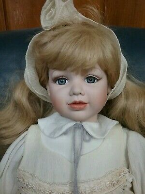 Shay by Hillview Lane Porcelain doll ***REDUCED***