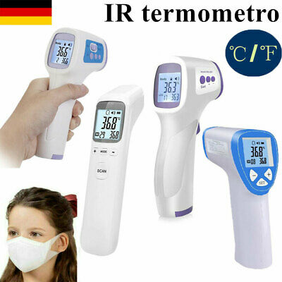 BaBy Digital LCD infrared clinical thermometer forehead thermometer FR