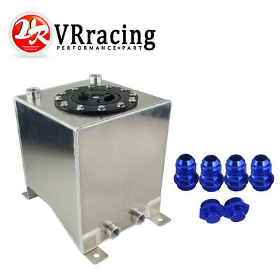 Fuel surge tank Mirror polish high quality Fuel cell 10L without sensor