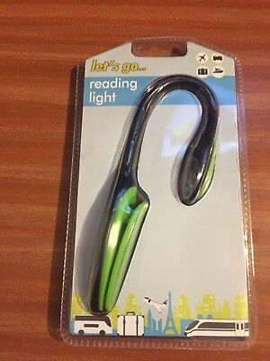 Let's Go Clip On Reading Light