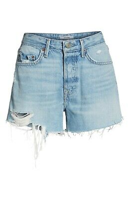 GRLFRND Helena Denim Shorts 'Tainted Love' Size 26