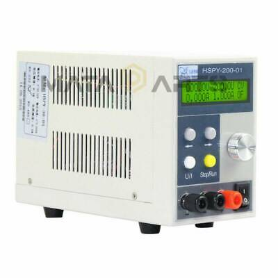 1PC HSPY-200-01 LCD Digital Display 200V Adjustable Programmable DC Power Supply