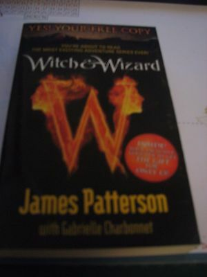 Witch and Wizard: Battle for Shadowland by James Patterson (Paperback, 2010)4544