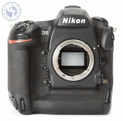 Nikon D5 20.8MP Digital SLR Camera (Body Only, Dual XQD Slots) UK MODEL