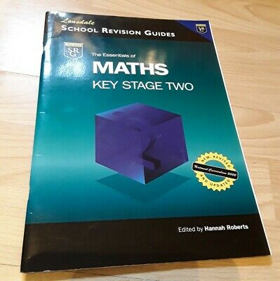 Lonsdale SRG KEY STAGE 2 MATHS Revision Study Guide Workbook