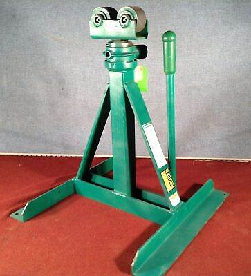 "Greenlee 656  28""- 46"" Ratchet Type Reel Jack Stand"