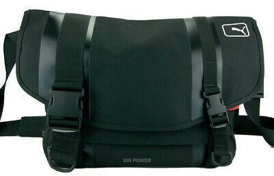 PUMA Traction Courier Bag - Black - New