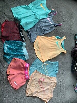 Job Lot nike Girls Clothing Age 2-3