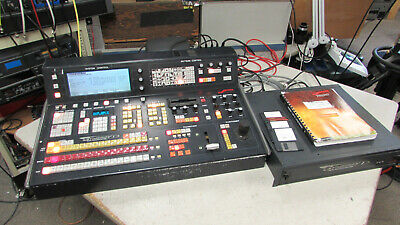 Ross Synergy 1 Digital Production Switcher 1ME, 16 SD-SDI Input