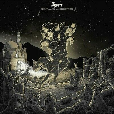 "Igorrr ‎""Spirituality And Distortion"" DIGI CD [Breakcore, Experimental, Death]"