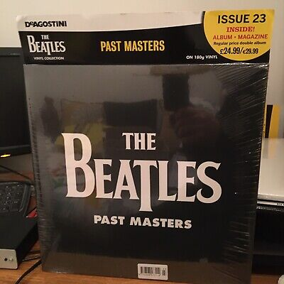 Deagostini- The Beatles Vinyl Collection - Issue 23 Past Masters Lp