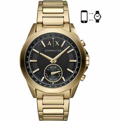 Armani Exchange Connected Smartwatch Herrenuhr AXT1008, Hybriduhr