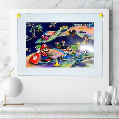 """8""""x10"""" Bill Yoshi Painting HD Prints on Canvas Home Decor Room Wall Art Posters"""