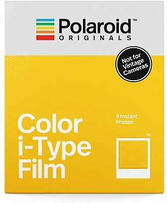 NEW Polaroid Originals (Impossible) Instant Color Film I-Type Cameras pack 4668