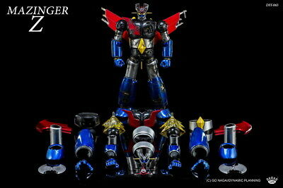 King Arts 1/9 DFS065 Moving Diecast Mazinger Z Collectible Figure Model Toys