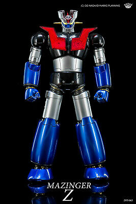 King Arts DFS065 1/9 Mazinger Z Diecast Figure Collectible Alloy Moving Doll