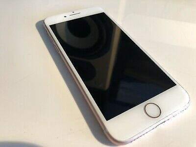 Apple Iphone 7 128gb Rose Gold Unlocked To Any Network