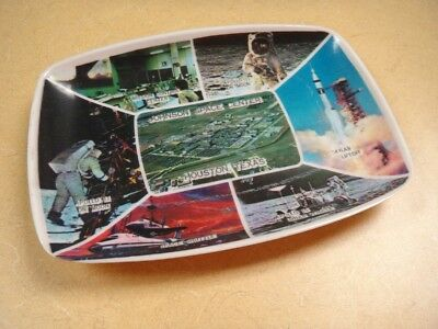 Nice Space Travel Tray - Apollo - NASA -Authentic - space Shuttle - Moon landing