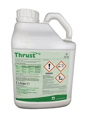 Thrust 5L Lawn And Paddock Weedkiller Does Not Kill Grass