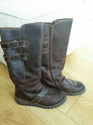 Fly Boots  size 4