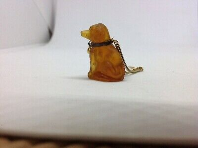 Pendentif Charm's Chien or 18ct