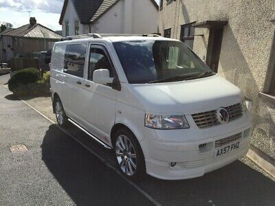 VW Transporter T5 2008 SWB Day van/ Camper