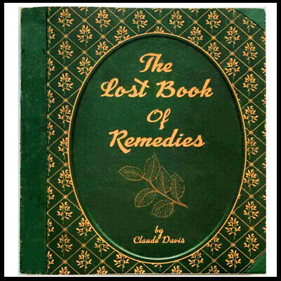 The Lost Book of Herbal Remedies By Claude Davis P/D/F🔥FAST DELIVERY🔥