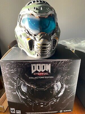 Doom Eternal Collectors Edition Helmet Only PC